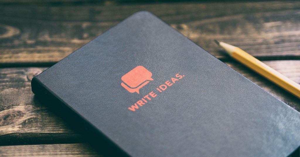 The writer's notebook is an active workspace. Here are 3 ways to use yours.